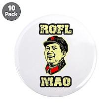 """ROFL MAO 3.5"""" Button (10 pack)"""