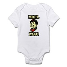 ROFL MAO Infant Bodysuit