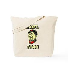 ROFL MAO Tote Bag