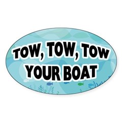 Tow Your Boat Decal
