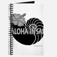 Aloha Insai (black) Journal