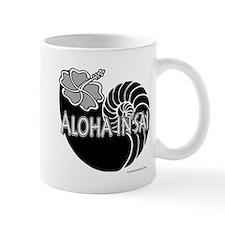 Aloha Insai (black) Mug