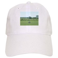 Unplanned landing Baseball Cap