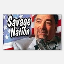 Savage Sticker (Rectangle)
