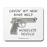 Gun Classic Mousepad