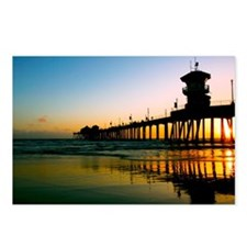 Cool Orange county california Postcards (Package of 8)