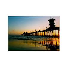 Huntington Beach Pier Magnets