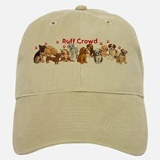Ruff Crowd Baseball Baseball Cap