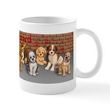 Ruff Crowd Mug