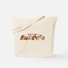 Ruff Crowd Tote Bag