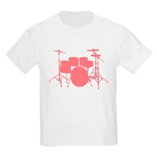 drums_pink T-Shirt