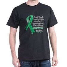 Liver Cancer Strong Survivor T-Shirt