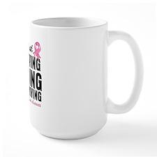 Thriving - Breast Cancer Mug