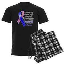 Male Breast Cancer Survivor Pajamas