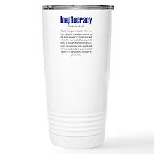 Ineptocracy Thermos Mug