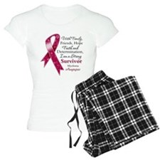 Myeloma Strong Survivor Pajamas