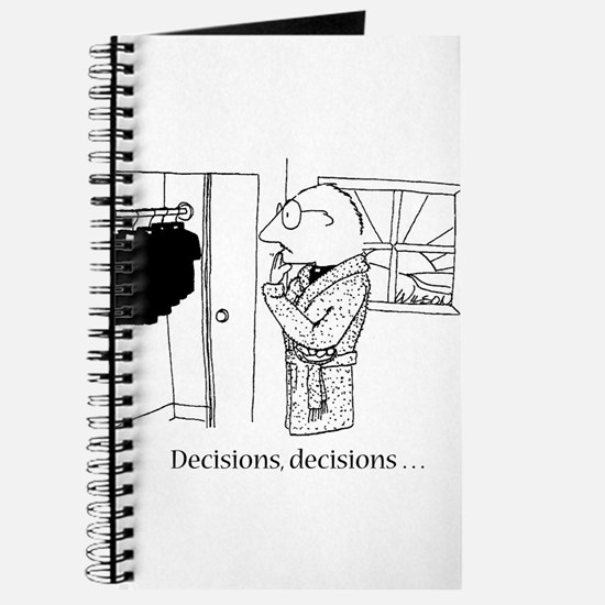 Decisions Journal