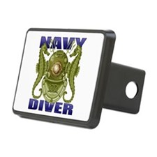 NAVY DIVER Hitch Cover
