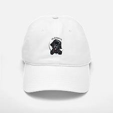 Black Newfie IAAM Baseball Baseball Cap