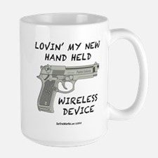 Wireless Device Large Mug