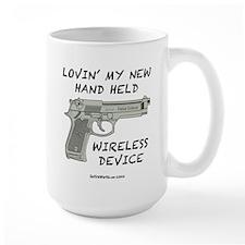 Wireless Device Mug