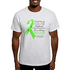 Non-Hodgkins Strong Survivor T-Shirt