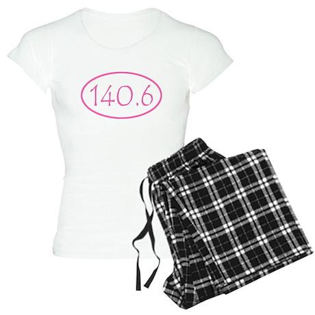 ironman shirt-pink.png Women's Light Pajamas