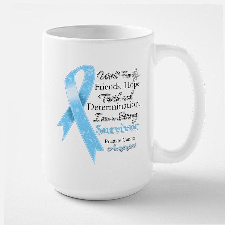 Strong Prostate Cancer Mug