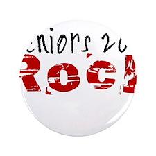 "Seniors 2012 Rock 3.5"" Button"