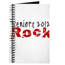 Seniors 2012 Rock Journal