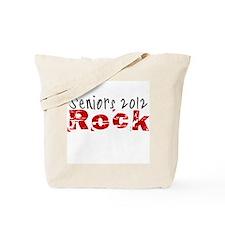 Seniors 2012 Rock Tote Bag