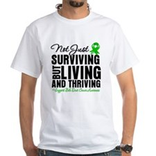 Thriving Bile Duct Cancer Shirt