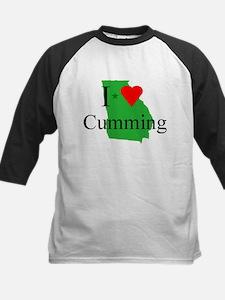 I Love Cumming Tee