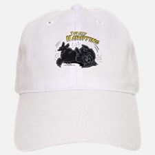 Black Newfie Totally Hairifying Hat