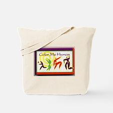 Color Me Human Tote Bag