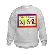 Color Me Human Sweatshirt