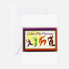Color Me Human Greeting Cards (Pk of 20)