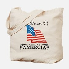Amercia Tote Bag