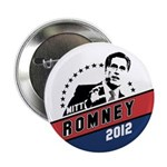 "Romney 2012 2.25"" Button (100 pack)"