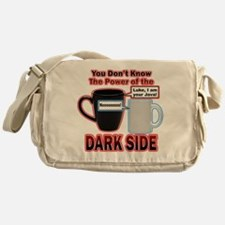 Dark Side Messenger Bag