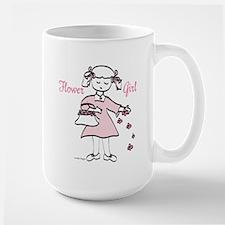 Flower Girl Pretty in Pink Mug
