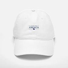 A Better Amercia Baseball Baseball Cap