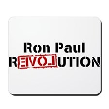 ronpaulrevolution Mousepad