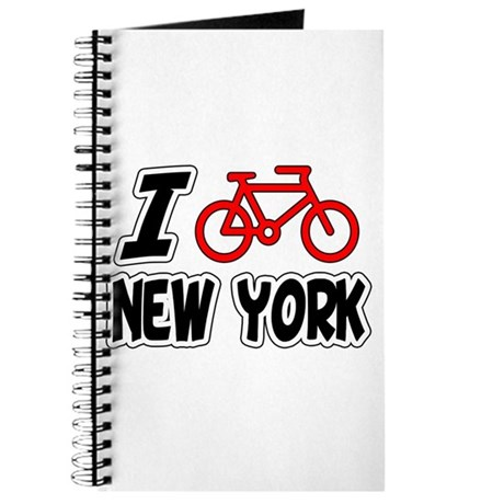 I Love Cycling New York Journal