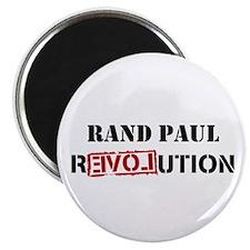"""randpaulrevolution 2.25"""" Magnet (10 pack)"""