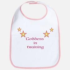 Goddess In Training Bib