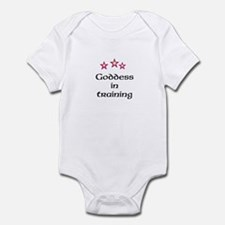 Goddess In Training Onesie