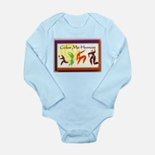 Multicultural Store Long Sleeve Infant Bodysuit