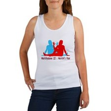 Yoga Marichis Pose Women's Tank Top