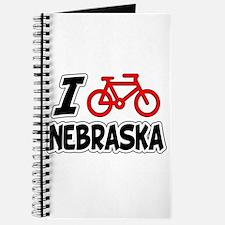 I Love Cycling Nebraska Journal